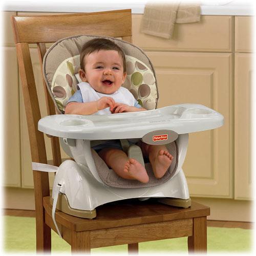 Hướng dẫn bố mẹ chọn mua ghế ngồi ăn cho bé