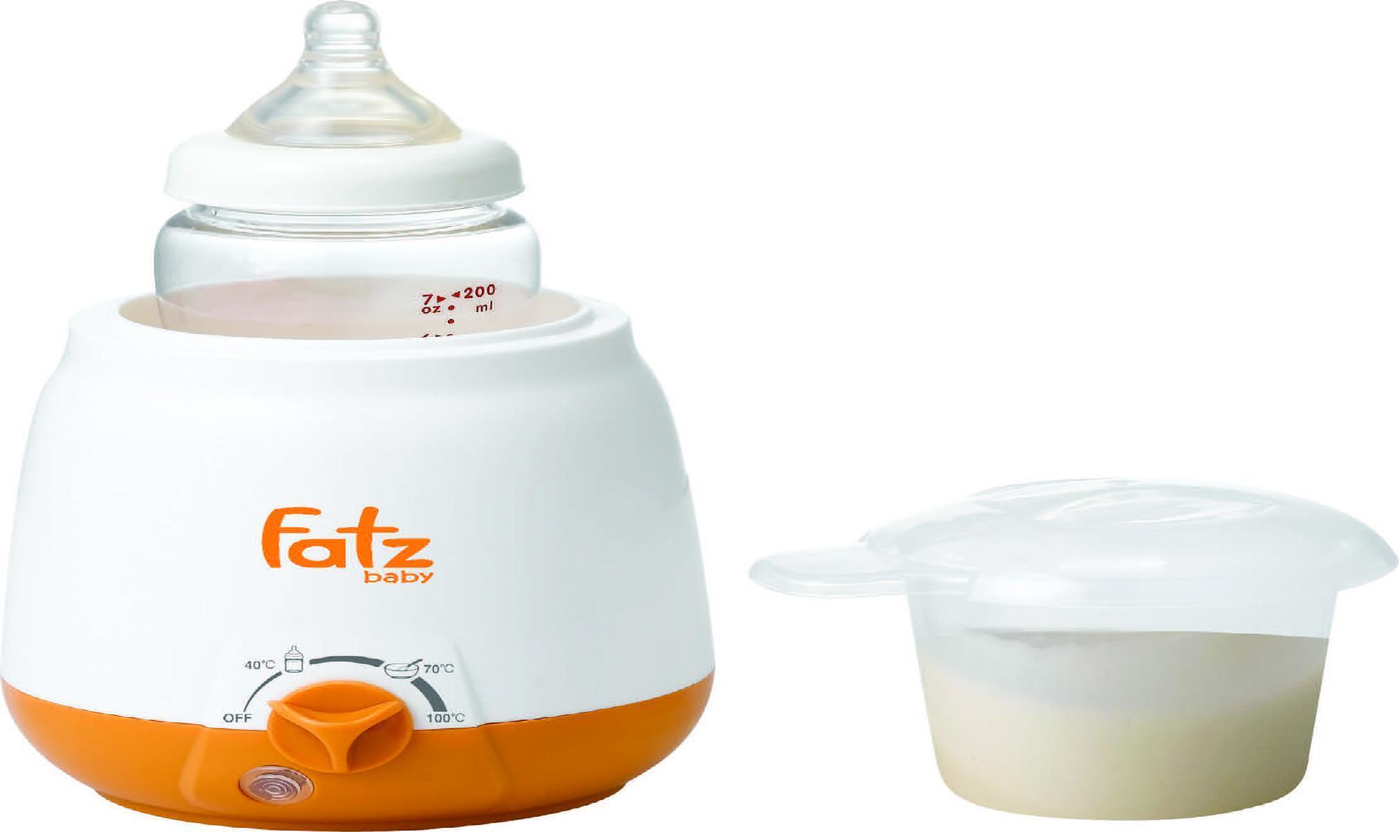 Kinh nghiệm chọn mua máy hâm sữa tốt nhất hiện nay
