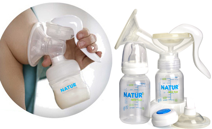 Kinh nghiệm chọn mua máy hút sữa bằng tay cho bé